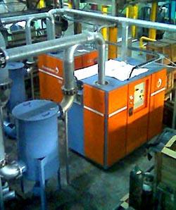 Вакуумны насосы Pneumofore для Malaya Glass