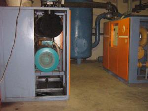 Вакуумная система Pneumofore для производства PN Glass