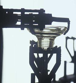 Vacuum for glass - Insulator